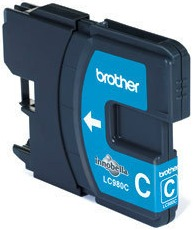 BROTHER INK LC980 azurový (EW*)