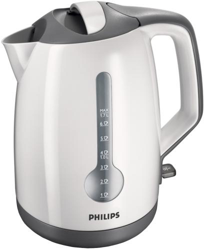 Varná konvice Philips HD 4649/00 bílá