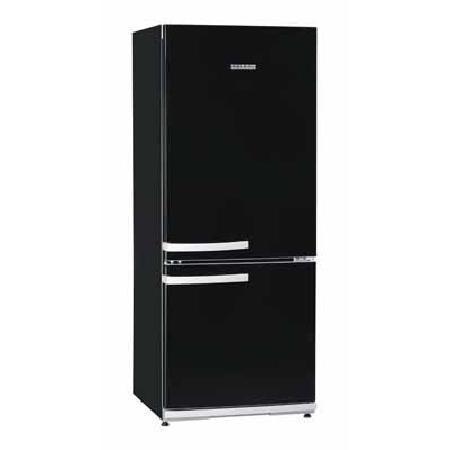 Lednice s mrazničkou Severin KS 9775 černá