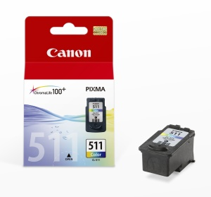 Canon cartridge CL-511 Color (CL511)