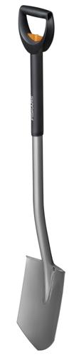 Rýč Fiskars S131300F, teleskopický, špičatý