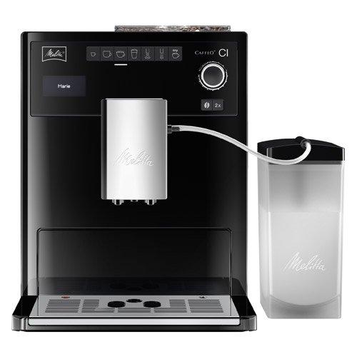Kávovar Melitta E 970-103 Caffeo CI, černý