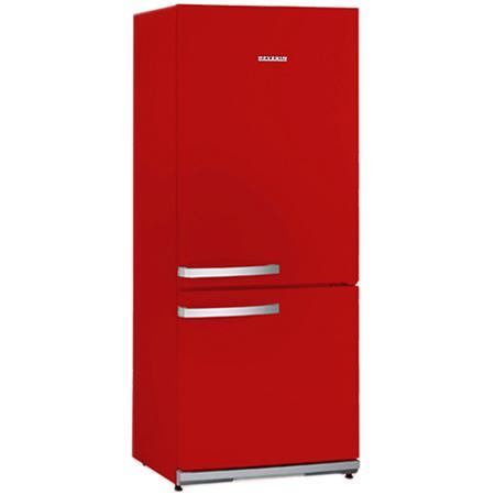 Lednice s mrazničkou Severin KS 9776 červená