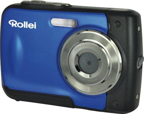 Fotoaparát Rollei Sportsline 60, modrý