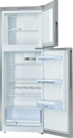 Lednice s mrazničkou Bosch KDV29VL30 nerez