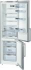 Lednice s mrazničkou Bosch KGE39AI40 nerez