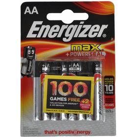 Baterie Energizer LR6/4 4xAA