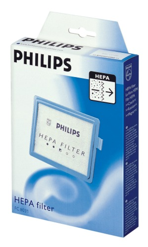 Filtr HEPA Philips FC 8031 pro Marathon, Performer, Jewel, Specialist a Universe