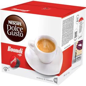 Kapsle Nescafé DolceGusto Espresso Buondi