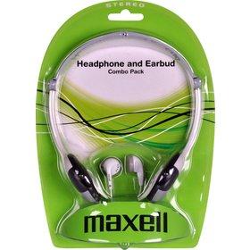 Sluchátka Maxell 303463 HPC2 Combo pack
