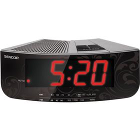 Radiobudík Sencor SRC 108 S stříbrný