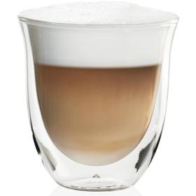 Sklenice DeLonghi Cappuccino 2ks