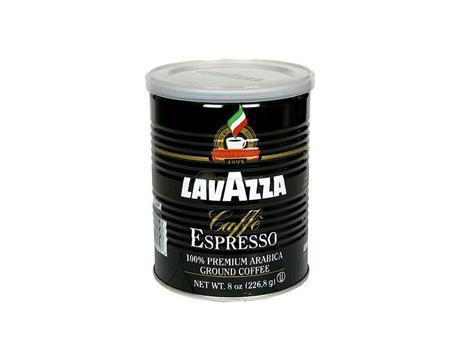 Káva Lavazza Espresso 100% Arabica mletá 250g dóza