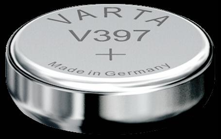 Baterie Varta Watch V 397 10ks