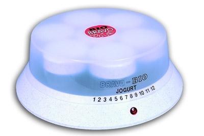 Jogurtovač Bravo, vč. 7 sklenic 1530