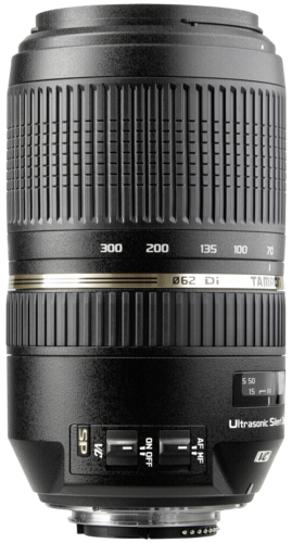 Objektiv Tamron SP 4,0-5,6/70-300 DI VC USD Nikon