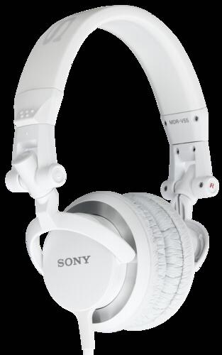 Sluchátka Sony MDR-V55W bílá