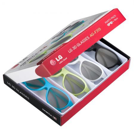 3D Brýle LG AG-F315