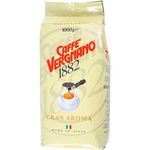 Káva Vergnano Gran Aroma Bar 1kg zrnková
