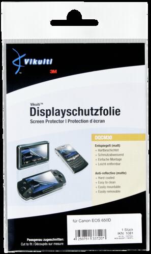 Folie ochranná 3M Vikuiti DQCM30 pro Canon EOS 650 D
