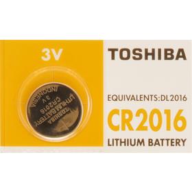 Lithiová baterie Toshiba CR 2016