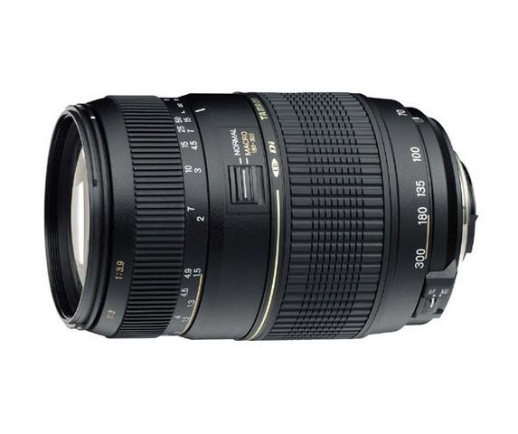Objektiv Tamron LD 4,0-5,6/70-300 DI Nikon