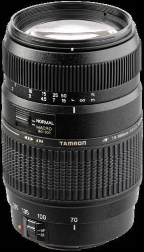 Objektiv Tamron AF 70-300/4-5.6 Di LD Macro 1:2 Pentax