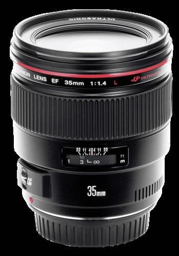 Objektiv Canon EF-L USM 1,4/35