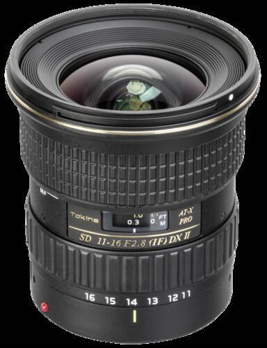 TOKINA 11-16/2,8 DX AT-X II pro Canon