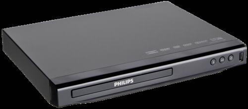 DVD přehrávač Philips DVP2850/58