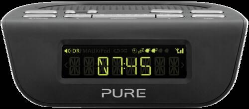 Radiobudík Pure Siesta Mi II černý
