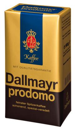 Káva Dallmayr Prodomo 500g mletá
