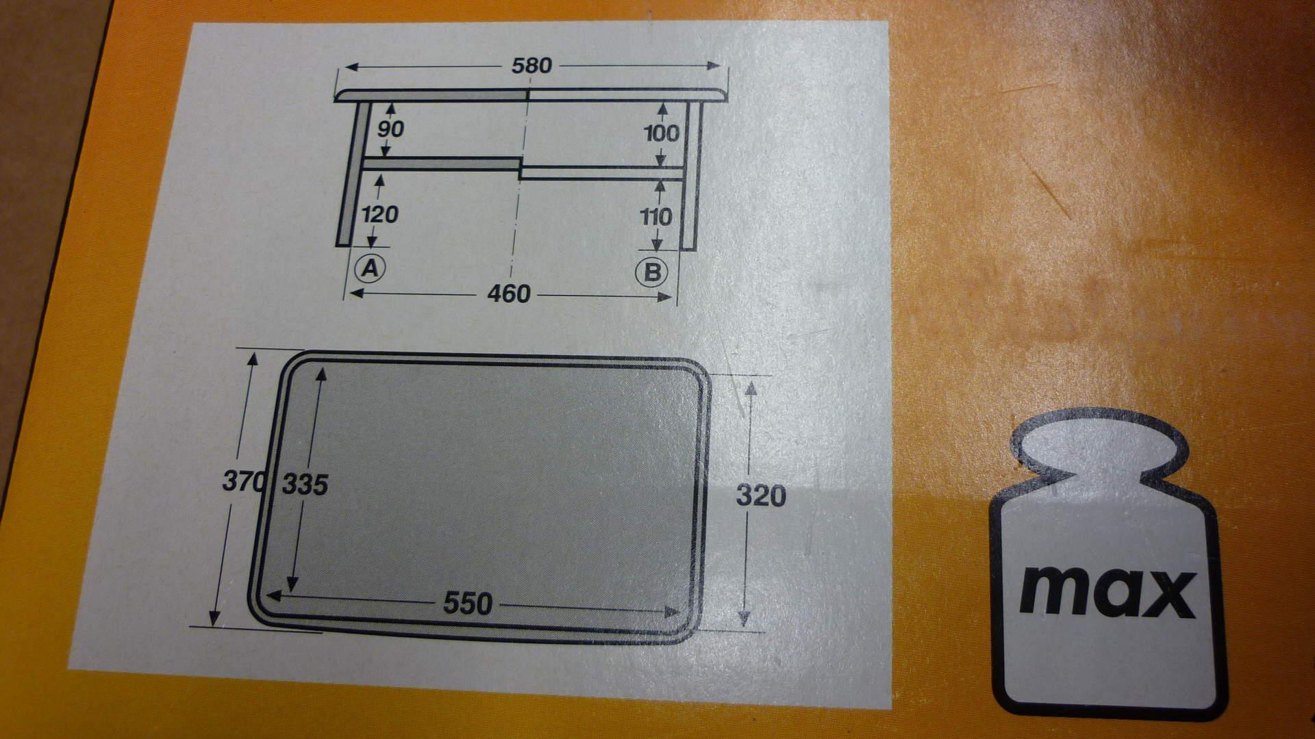 Držák na TV Meliconi Bridge Dual XM