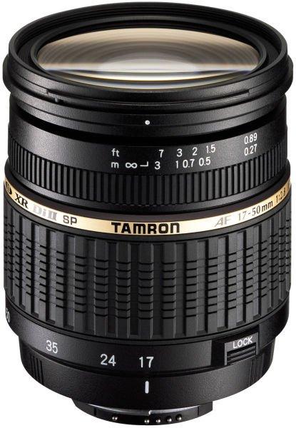 Tamron SP AF 17-50mm f/2.8 XR Di-II VC LD aspherical (IF) Nikon