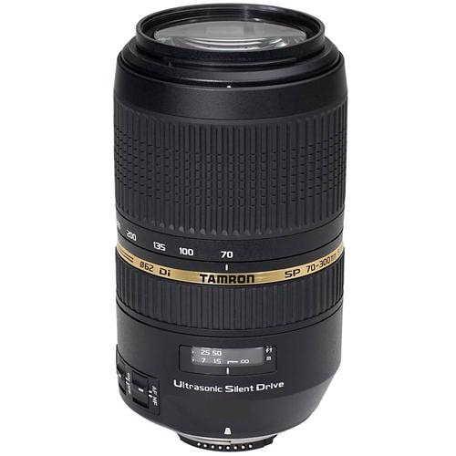 Objektiv Tamron SP AF 70-300mm F4-5.6 Di USD pro Sony