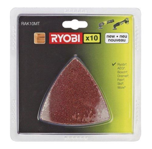 Sada brusných papírů Ryobi RAK10MT