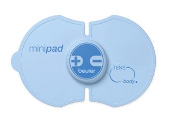 Mini elektrostimulátor Beurer EM 10 pro úlevu do bolesti