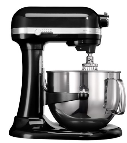 Kuchyňský robot KitchenAid 5KSM7580X EOB černý