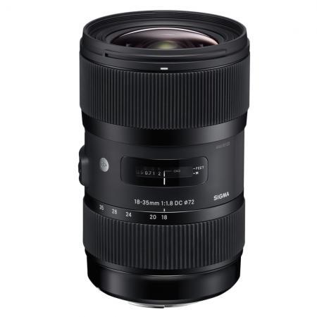 Objektiv Sigma DC 1,8/18-35 HSM Nikon