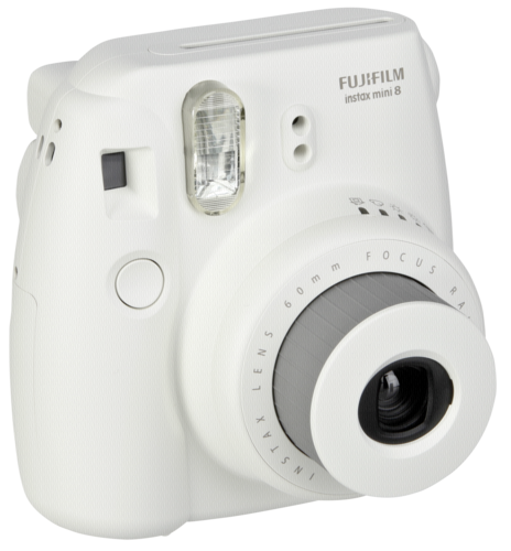 Fotoaparát Fujifilm Instax Mini 8 bílý