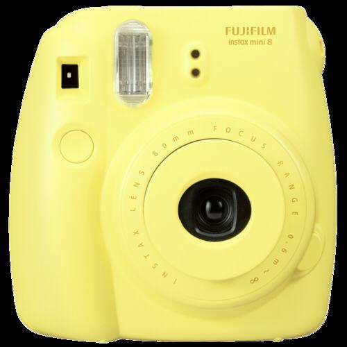 Fotoaparát Fujifilm Instax Mini 8 žlutý