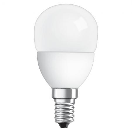 Osram LED Superstar Classic P25 matná (E14/3,8W/220-240 V, stmívatelná)