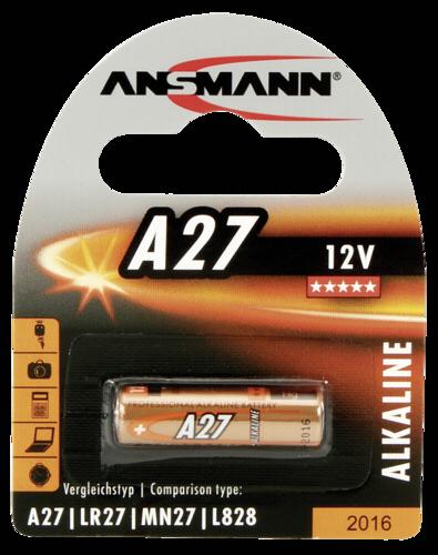Baterie Ansmann A 27