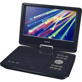 DVD přehrávač Sencor SPV 2919 Blue přenosný