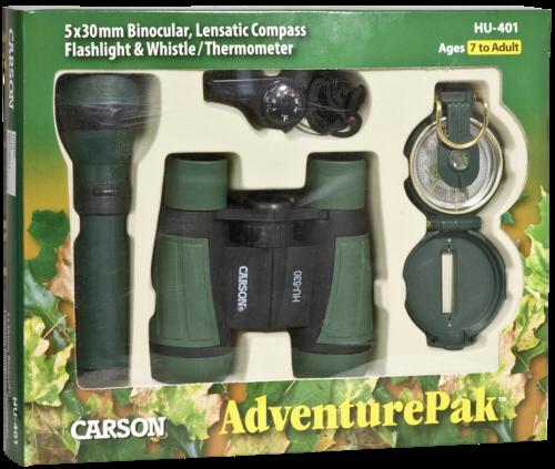 Dobrodružný set Carson HU-401 Adventure