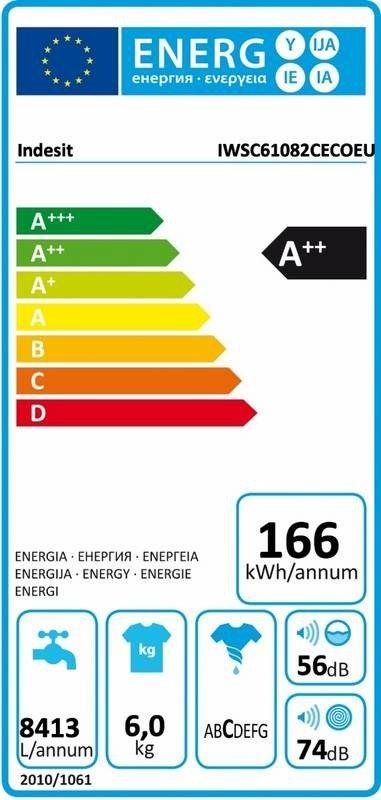 Pračka Indesit IWSC 61082 C ECO EU