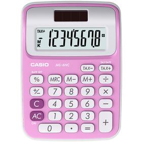 MS 6 NC/PK pink CASIO