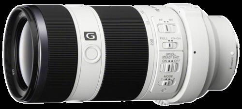 Objektiv Sony SEL 4/70-200 G