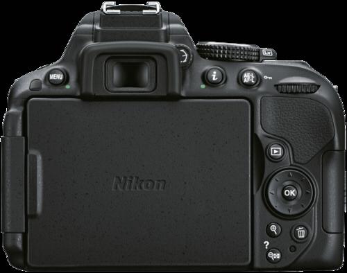 Zrcadlovka Nikon D5300 černá + AF-S DX 18-105 VR