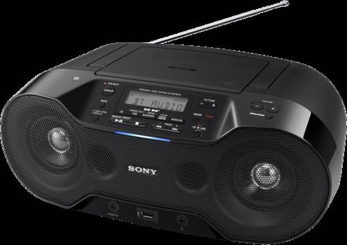 Rádiopřehrávač Sony ZS-RS70BTB